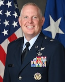 This is the official portrait of Brig. Gen. Dale R. White.