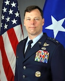 This is the official portrait of Maj. Gen. Dagvin R.M. Anderson.
