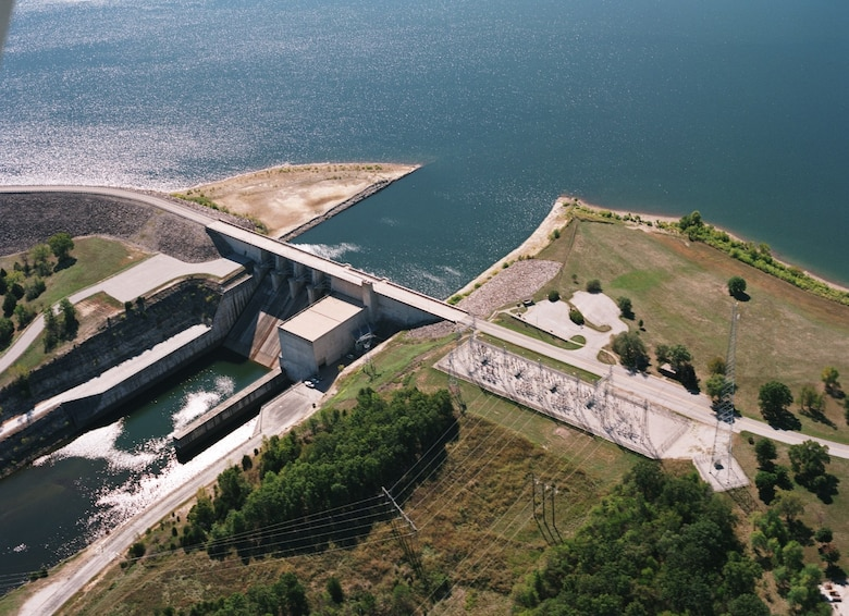 Stockton Dam is owned and managed by the U.S. Army Corps of Engineers, Kansas City District