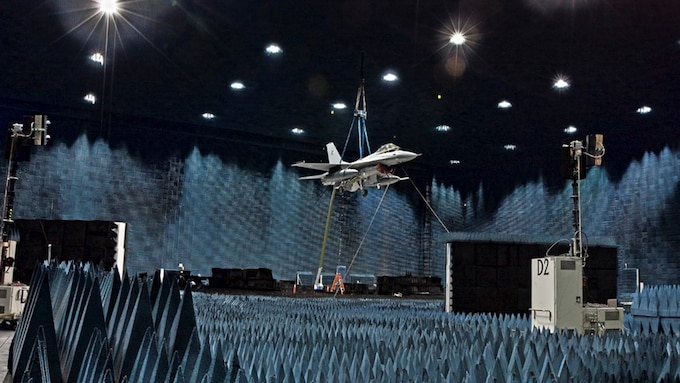 A Pictorial Glimpse of the Benefield Anechoic Facility