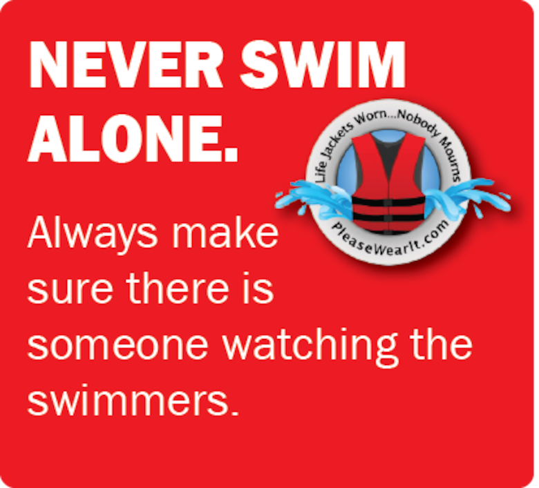 Due to COVID-19 restrictions, many public pools may not open this summer. This has prompted people to visit other water environments, including local rivers, lakes, and waterways, to include Corps' Lakes. We are reminding the public to take extra precautions when frequenting these areas.