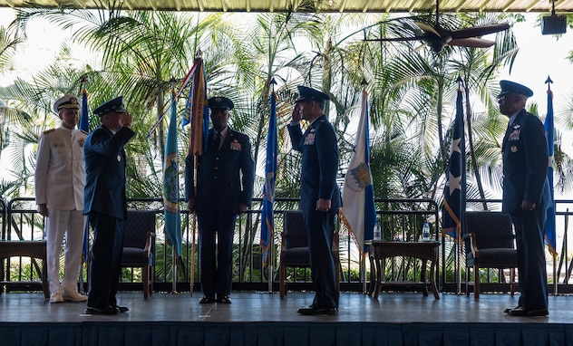 Pacific Air Forces welcomes new commander