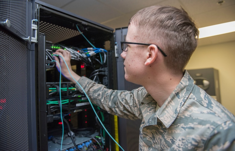 49th Communications Squadron enables connectivity for Holloman