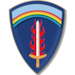 PNG of US Army Europe Crest