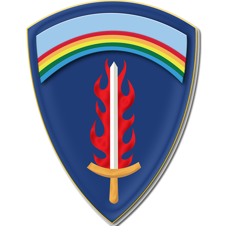 US Army Europe Crest/ Logo
