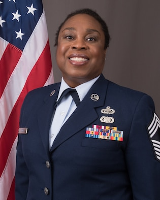 Command Chief Master Sergeant Robbin D. Moore