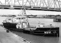 A photo of the buoy tender White Alder