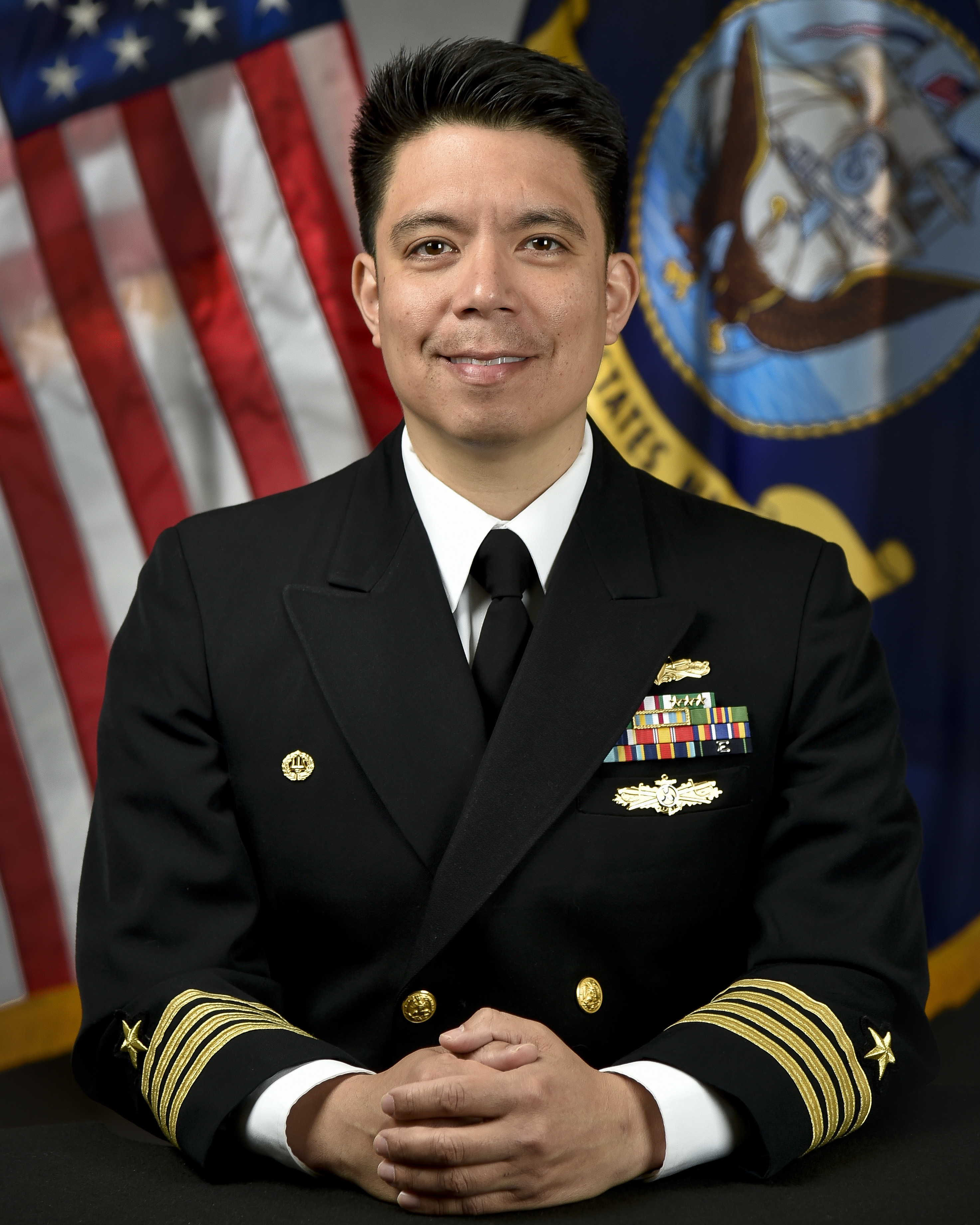 Capt. Ricardo Vigil