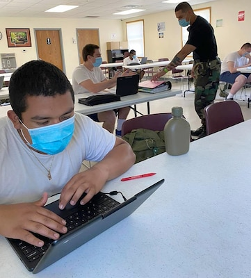 Pandemic another challenge for at-risk teens to overcome