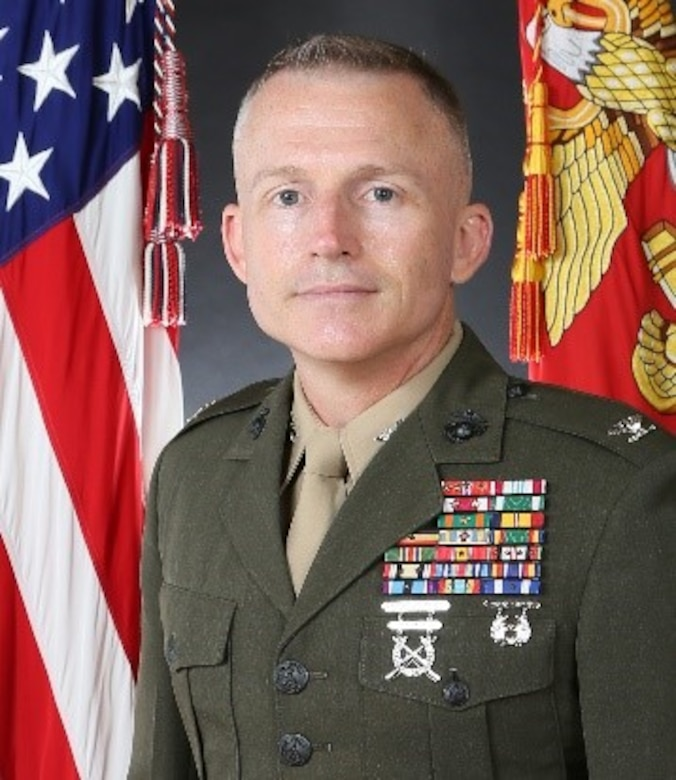 Commanding Officer, 25th Marine Regiment