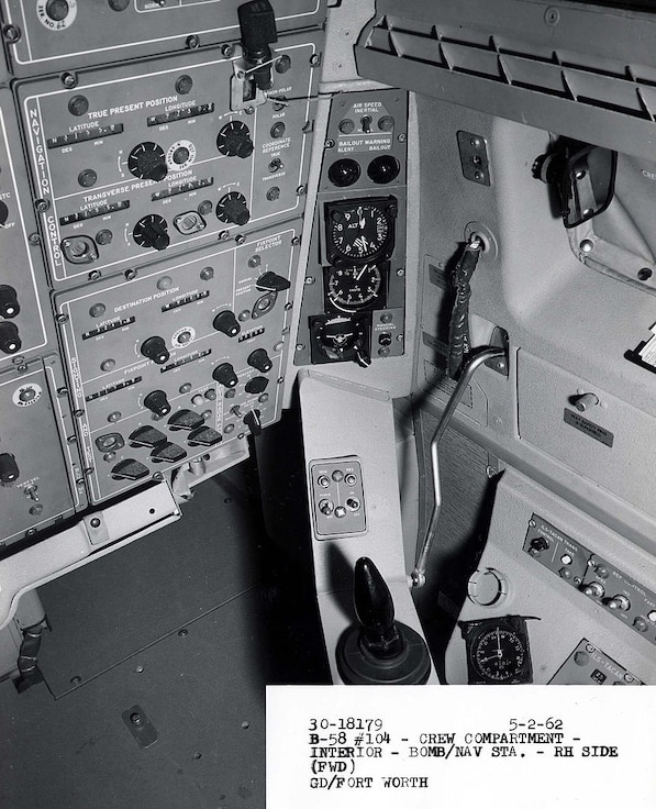 August 11, 1956: Side Stick Controller Testing