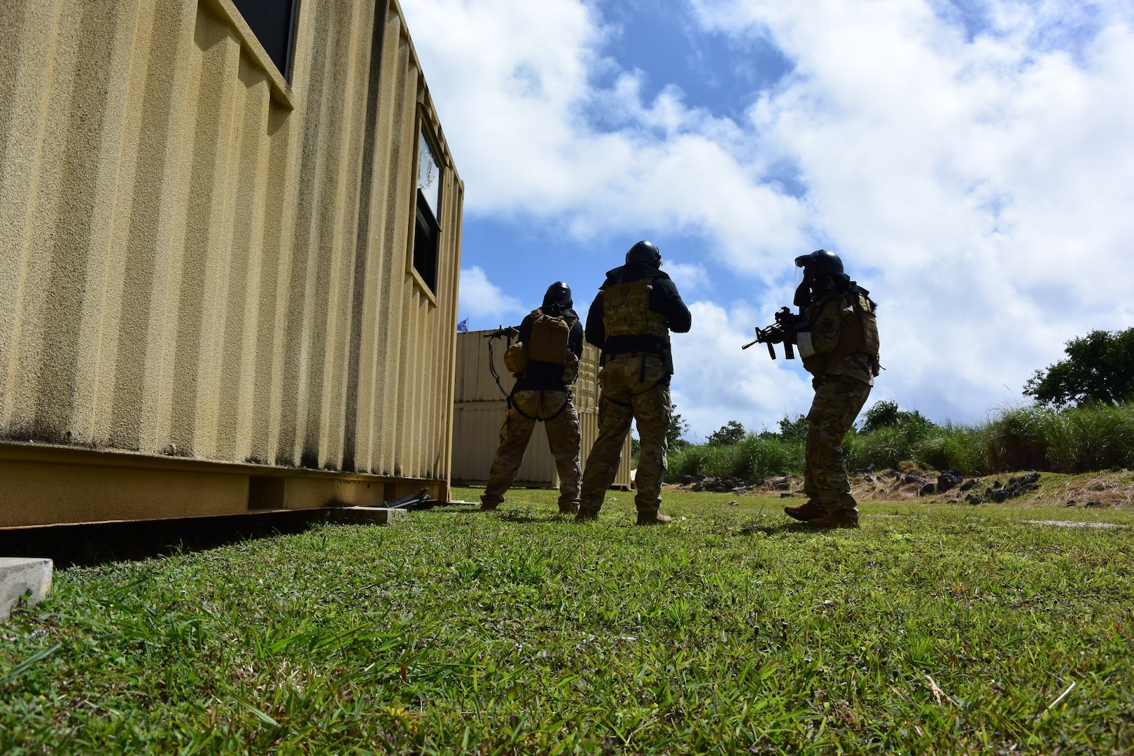 736th Security Forces Squadron Integrates Operations