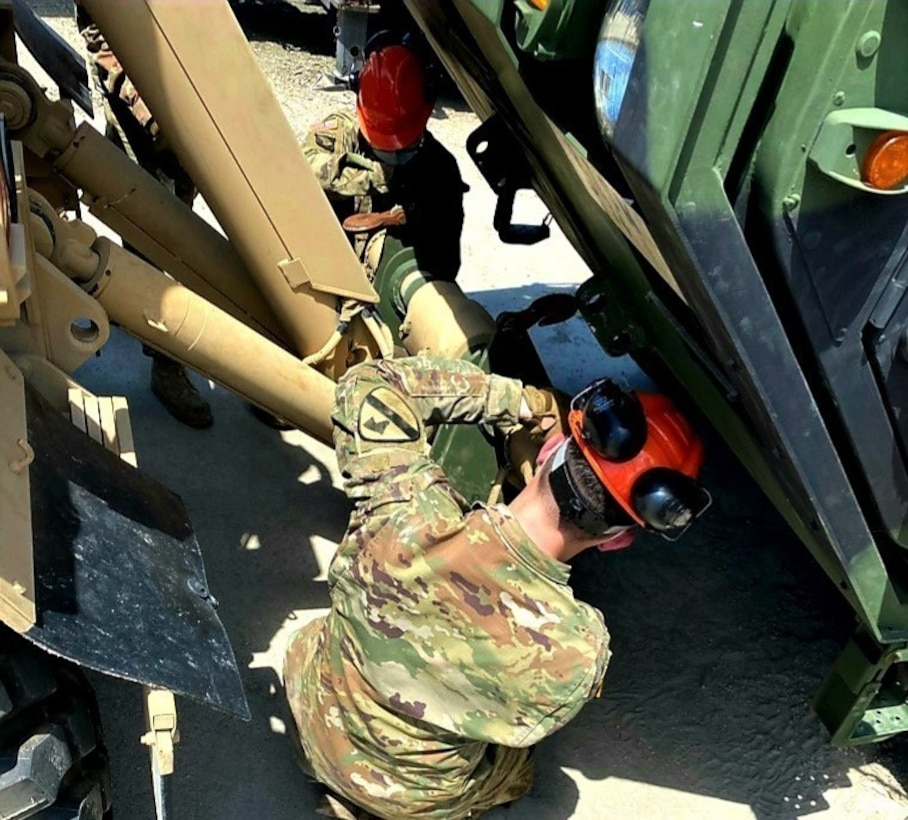 Army Reserve unit continues shaping and training Soldiers in the Midst of COVID-19