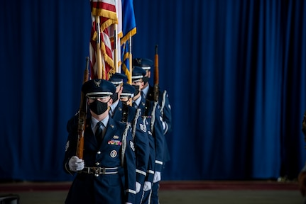 35th Fighter Wing Guidon Passed to New Commander