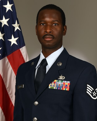Staff Sergeant Quincy Brown