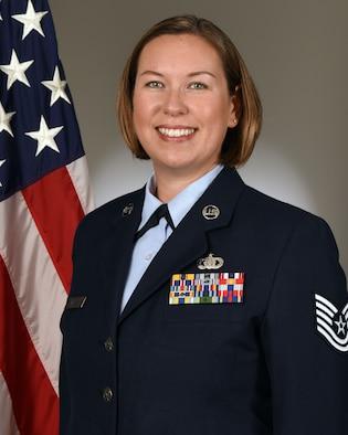Technical Sergeant Rachel Wilson Official Photo