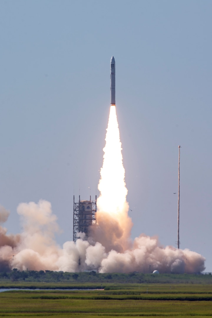 NRO launches first dedicated launch from Wallops Island
