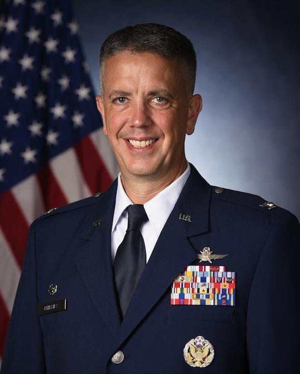 Col. Jeffrey A. Phillips