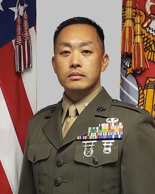 Inspector-Instructor, 4th Air Naval Gunfire Liaison Company