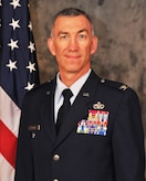 Bio photo Col. Kevin R. NALETTE, Vice Commander, Air Force Sustainment Center, Air Force Materiel Command