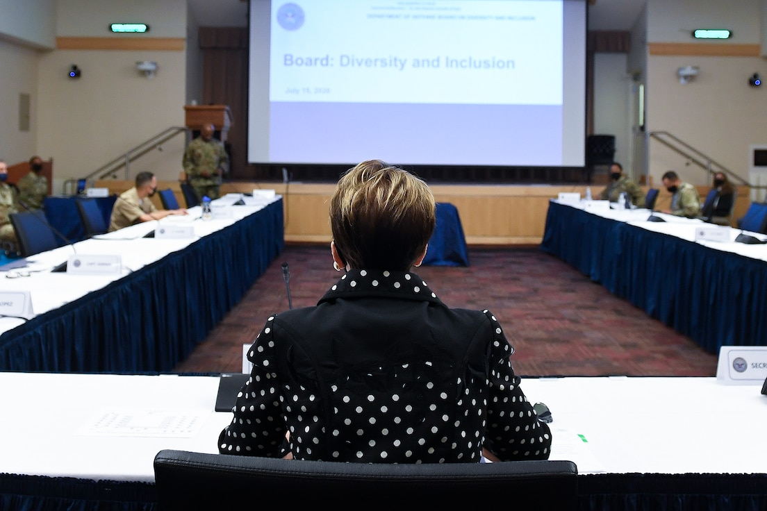 Diversity and Inclusion Board Meeting