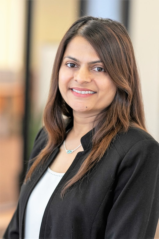 Reena Patel, a research mathematician in ITL, is originally from India, where she received a master's in mathematics and a bachelor's in science from Bangalore University, before earning a doctorate from Mississippi State University.