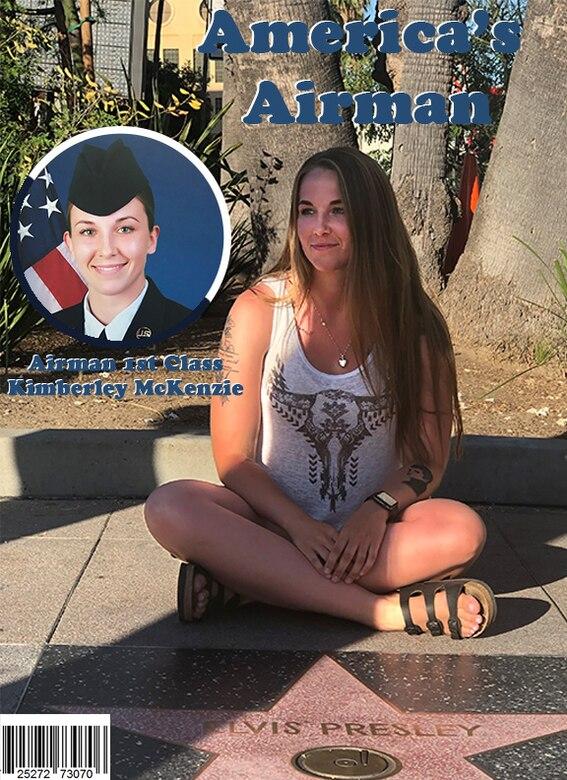 America's Airman: A1C Kimberley McKenzie