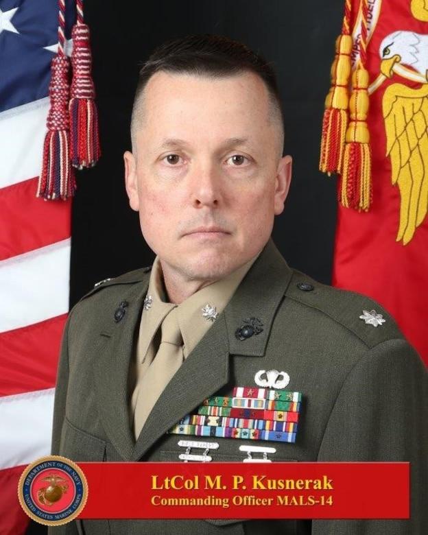 Lieutenant Colonel Michael P. Kusnerak