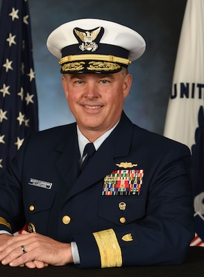 Photo of Rear Admiral Scott W. Clendenin