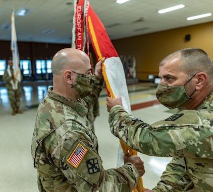 411th EN BDE welcomes new commander