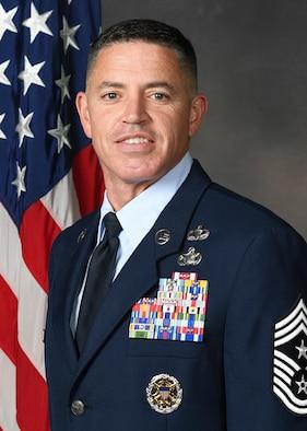 Chief Master Sgt. Jason Q. Shaffer