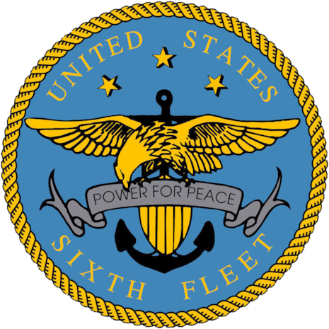U.S. 6th Fleet Logo