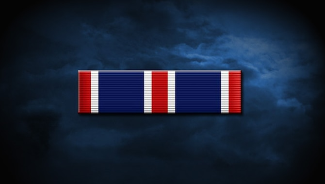 U.S. Air Force Outstanding Unit Award graphic. (U.S. Air Force graphic by Staff Sgt. Alexx Pons)