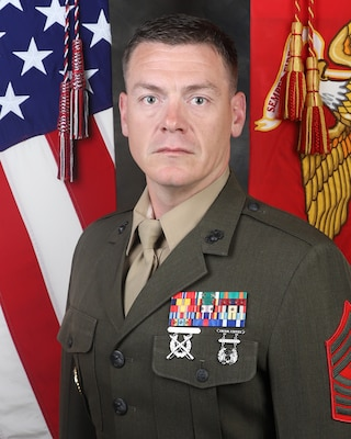 Senior Enlisted Advisor, Marine Light Helicopter Attack Squadron 775