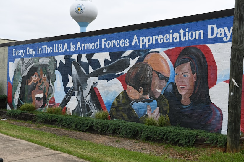 Photo of mural
