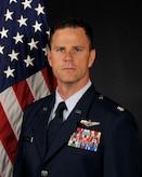Lieutenant Colonel Joshua A. Jackson's biography photo