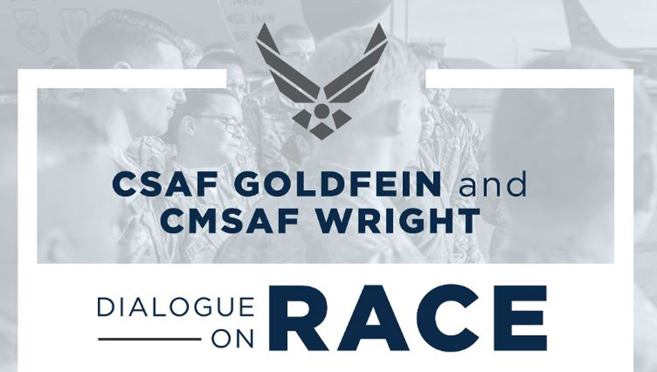 CSAF and CMSAF host a dialogue on race