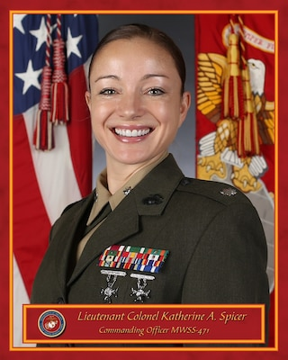Commanding Officer, Marine Wing Support Squadron 471
