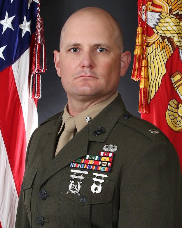 Lieutenant Colonel Randall D. White