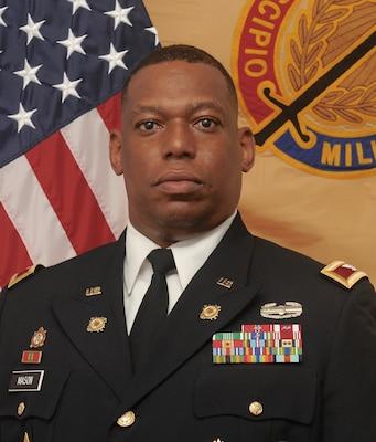Colonel Carl E. Mason Sr.