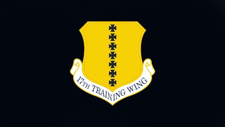 17th Training Wing emblem