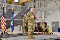 Birge takes command of 354th MXS