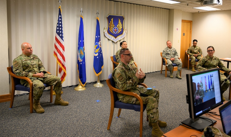 photo of senior enlisted panel