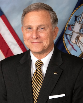 Acting Under Secretary of the Navy Official bio photo