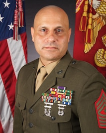 Command board photo for Sgt. Maj. Jonathan M. Wyble.