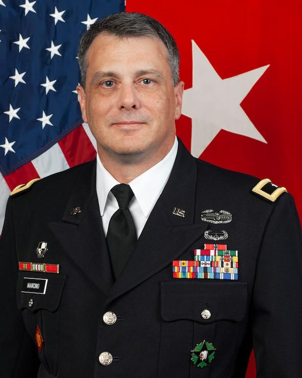 Brig. Gen. Thomas H. Mancino Assistant Adjutant General - Army