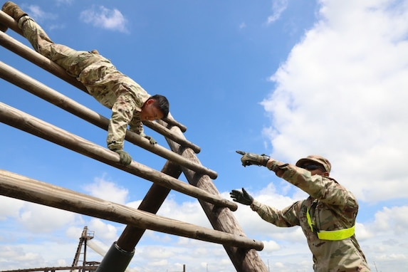 Medics compete to see who is best in Eighth Army