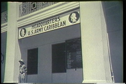 Caribbean Cmd, Troops, Amador