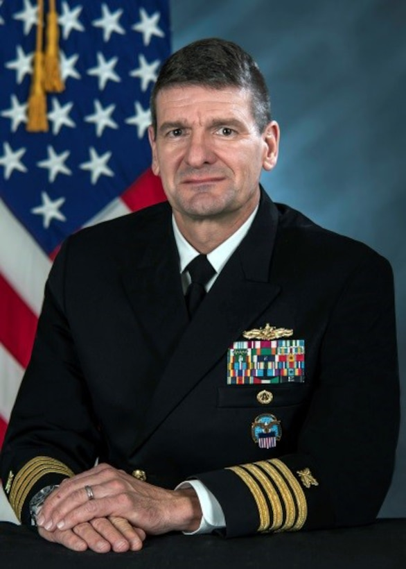 Photo of Capt. Schmidt