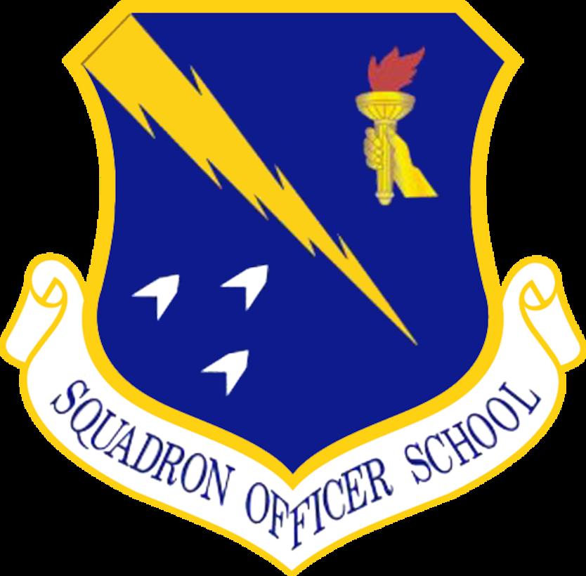 Squadron Officer School Emblem